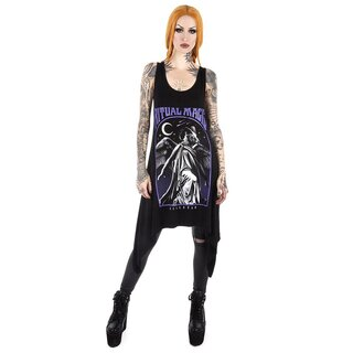 Killstar Gothbottom Top - Ritual Decadence Vest
