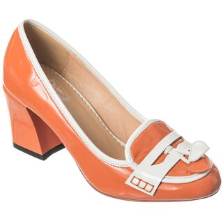 Dancing Days Pumps - Lust For Life Mandarin