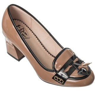 Dancing Days Pumps - Lust For Life Praline