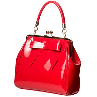 Dancing Days Handbag - American Vintage Red