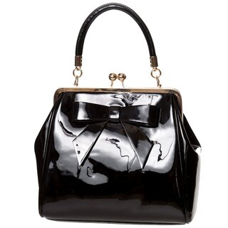 Dancing Days Handbag - American Vintage Black