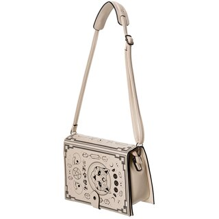 Banned Shoulder Bag - Spellbinder Beige