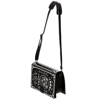 Banned Shoulder Bag - Spellbinder Black