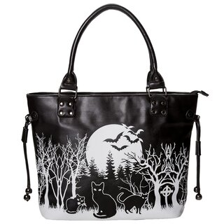 Banned Shopper Bag - Woodland
