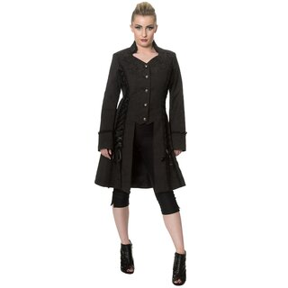 Banned Ladies Coat - Power Becomes Her