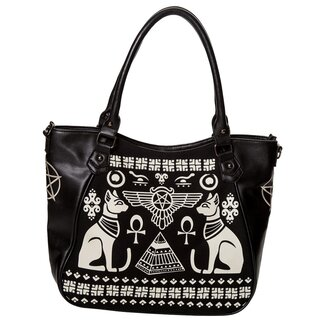 Banned Shopper Tasche - Anubis