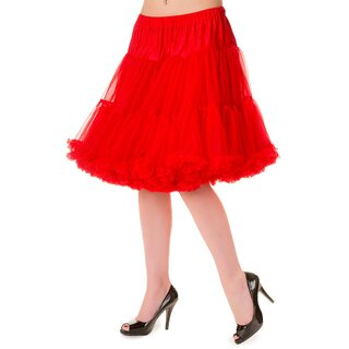 Dancing Days Petticoat - Walkabout Red
