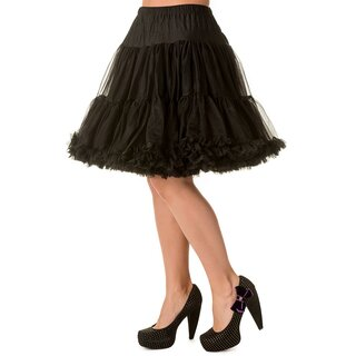Dancing Days Petticoat - Walkabout Black