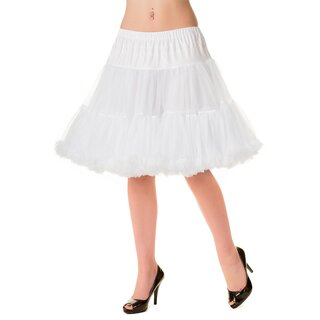 Dancing Days Petticoat - Walkabout White