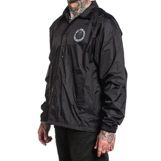 Sullen Clothing Windbreaker Jacket - Badge Of Honor