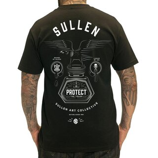 Sullen Clothing T-Shirt - Bound By Blood Black