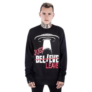 Killstar Sweatshirt - Be-Leave