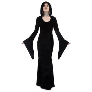 Killstar Maxi Dress - Hemlock