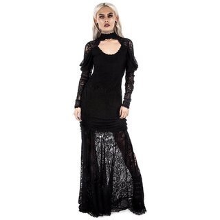 Killstar Maxi Dress - Morte Mistress