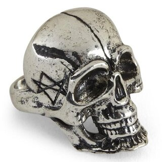 Killstar Ring - Sigil Skull