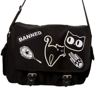 Banned Messenger Bag - Phobia