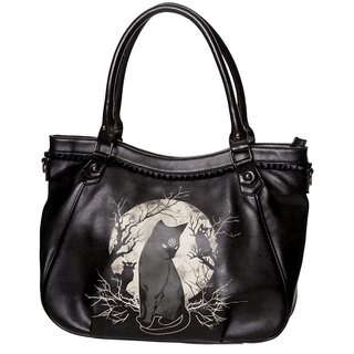 Banned Shopper Bag - Hecate In Full Moon
