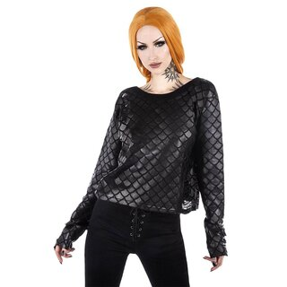 Killstar Damen Pullover - Siren Mermaid