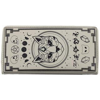 Banned Ladies Wallet - Spellbinder Cream