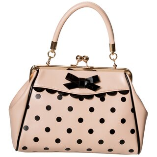 Dancing Days Handbag - Crazy Little Thing Beige