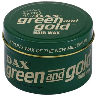 Dax Pomade - Green & Gold