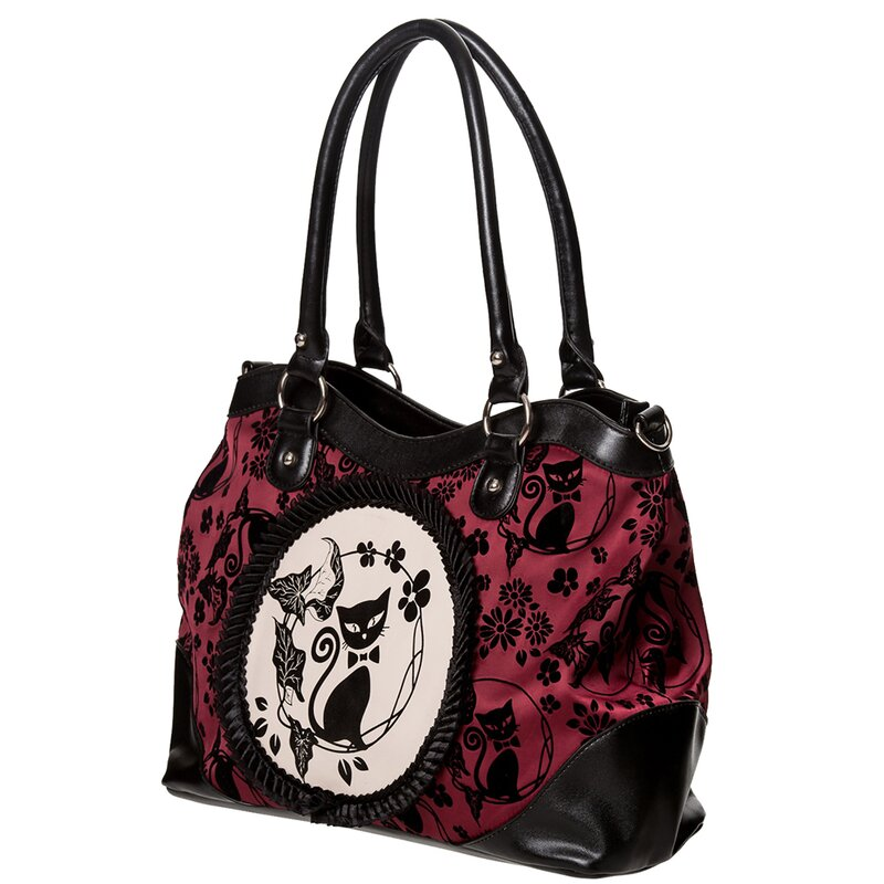 Handtasche - Call Of The Phoenix Schwarz Dancing Days RzxCm