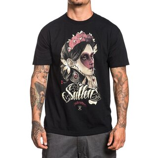 Sullen Clothing T-Shirt - Queen Of Hearts