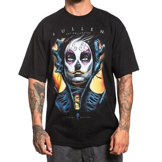 Sullen Clothing T-Shirt - Muerta Eyes