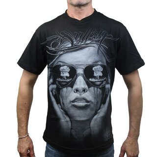 Sullen Clothing T-Shirt - Witness The Fall XL