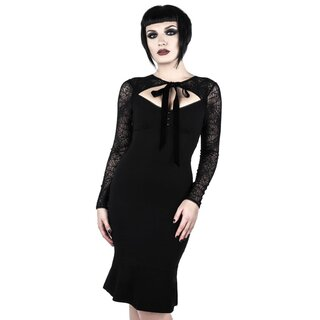 Killstar Gothic Dress - Bat To The Bone