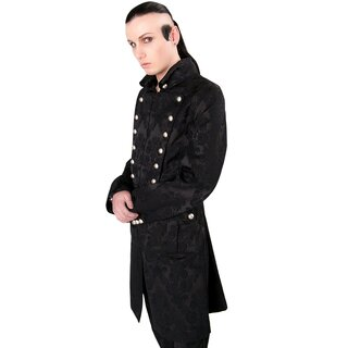 Aderlass Herren Mantel - Admiral Coat Brocade