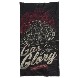 King Kerosin Tube Scarf - Gas & Glory Tunnel