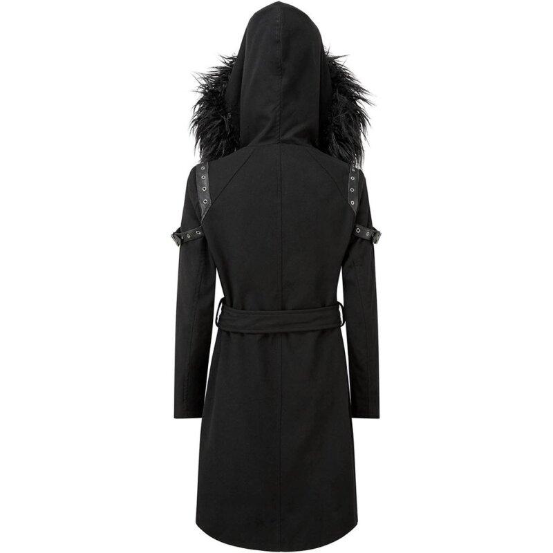 Killstar Gothic Mantel Seventh Séance: : Bekleidung