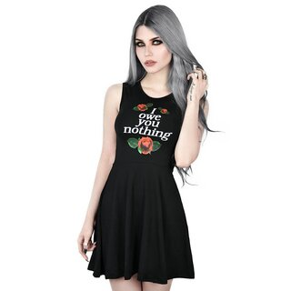 Killstar Skater Dress - Nothing