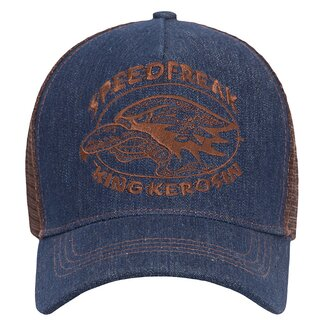 King Kerosin Trucker Cap - Speedfreak Denim