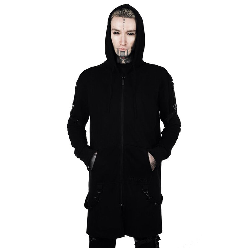 Killstar Kapuzenjacke - Death Wish S