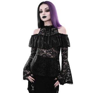 Killstar Lace Blouse - Greta Maiden