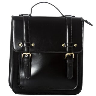 Dancing Days Backpack / Shoulder Bag - Cohen Black