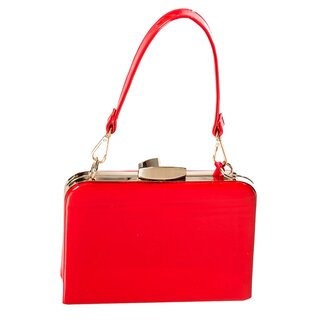 Dancing Days Mini Handbag - Mildred Red