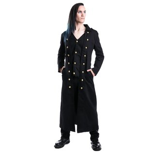 Vixxsin Mens Coat - Silent
