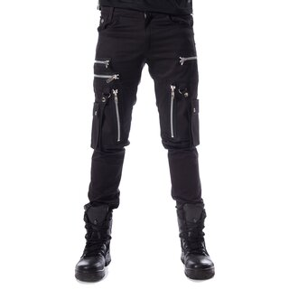 Vixxsin Gothic Jeans Trousers - Andre