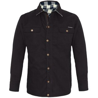 King Kerosin Woodcutter / Denim Kevlar Reversible Jacket...