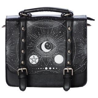 Banned Shoulder Bag - Cosmic Satchel