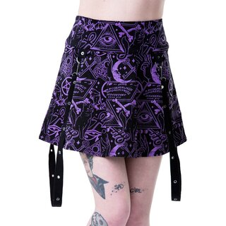 Killstar Mini Skirt - Miss Morbid