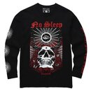 Killstar Longsleeve T-Shirt - No Sleep