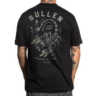 Sullen Clothing T-Shirt - Scorpion Grip