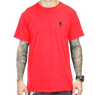Sullen Clothing T-Shirt - Standard Issue Red