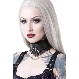 Killstar Choker - Lucy Lace