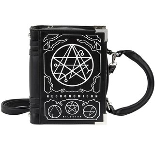 Killstar Handtasche - Necronomicon