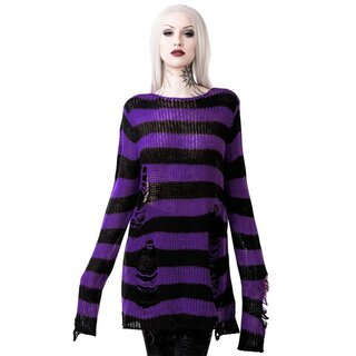Killstar Knitted Sweater - Wonka